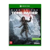 Jogo Rise of the Tomb Raider - Xbox One - Square enix
