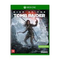 Jogo Rise of the Tomb Raider - Xbox One - Square Enix