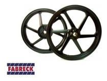 Jogo roda modelo Titan Sport mix fan125 14 - Fabrek