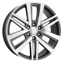 Jogo Roda Toyota Hilux R72 6x139,7 Aro 17 - Krmai