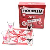 Jogo Roleta Shot Amor UNIKA -