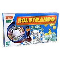 Jogo Roletrando -Nig - 1620 -