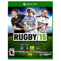 Jogo Rugby 15 - Xbox One - Maximum games