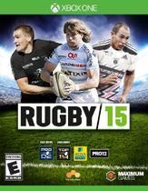 Jogo Rugby 2015 - Xbox One -