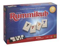 Jogo Rummikub - Grow Jogo De Estratégia Matemática Educativo -