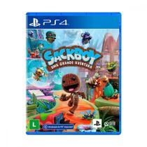 Jogo Sackboy A Big Adventure PlayStation 4 Sumo - Sony