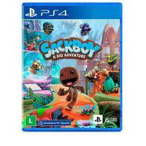 Jogo Sackboy: Uma Grande Aventura para PS4 - Sony