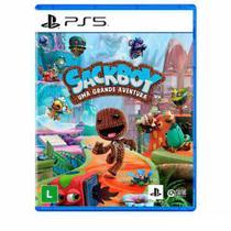 Jogo Sackboy: Uma Grande Aventura para PS5 - Sony