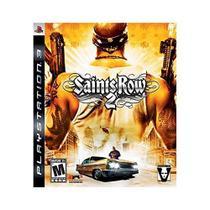 Jogo: Saints Row 2 PS3 - Thq
