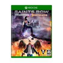 Jogo Saints Row IV: Re-Elected & Gat Out of Hell - Xbox One - Deep Silver