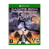 Jogo Saints Row IV: Re-Elected  Gat Out of Hell - Xbox One - Deep silver