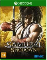 Jogo Samurai Shodown (NOVO) Xbox One - Snk