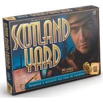 Jogo Scotland Yard - Grow -