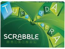 Jogo Scrabble Original Tabuleiro Mattel -