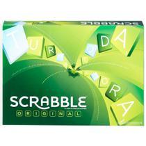 Jogo - Scrabble - Original - Turma Toda Adora - Mattel -