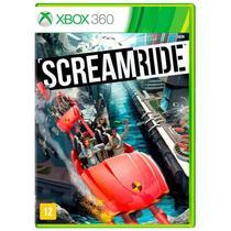 Jogo ScreamRide - Xbox 360 - Microsoft