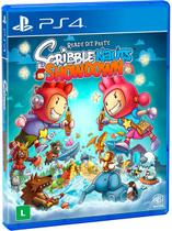Jogo  Scribblenauts Showdown - PS4 - Warner bros.