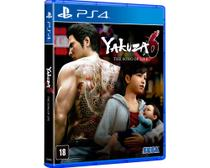 Jogo Sega Yakuza 6: THE SONG OF Life PS4 BLU-RAY  (Y6PS4CSBRSG000048PS4)