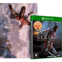 Jogo Sekiro Shadows Die Twice - Xbox One - From Software