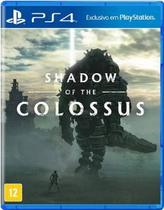 Jogo Shadow of the Colossus - PS4 - Geral