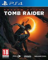 Jogo Shadow of the Tomb Raider - PS4 - Square enix
