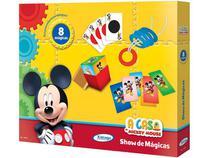 Jogo Show de Mágicas A Casa Do Mickey Mouse - Xalingo