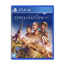 Jogo Sid Meier's Civilization VI - PS4 - Take-Two Interactive