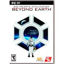Jogo Sid Meiers Civilization: Beyond Earth - PC - 2k games