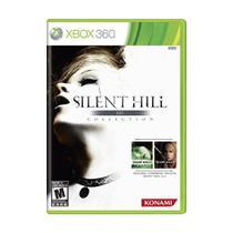 Jogo Silent Hill: HD Collection - Xbox 360 - Konami