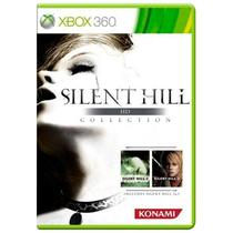 Jogo Silent Hill HD Collection - Xbox 360 - Konami