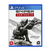 Jogo Sniper Ghost Warrior Contracts - PS4 - Ci Games