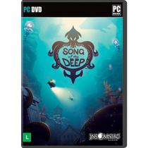 jogo Song Of The Deep - PC - Insomniac