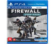 Jogo Sony Firewall Zero Hour VR PS4 Blu-ray  (P4SA00728801FGM)