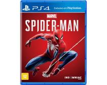 Jogo Sony Spider Man PS4 Blu-ray (P4DA00729201FGM)
