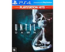 Jogo Sony Until Dawn Hits PS4 Blu-ray (P4DA00730701FGM)