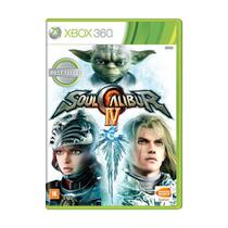 Jogo Soul Calibur IV - Xbox 360 - Bandai Namco Entertainment
