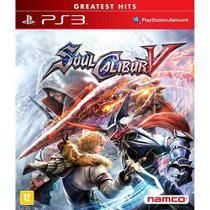 Jogo SoulCalibur V - PS3 - Namco