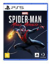 Jogo Spider-Man: Miles Morales - PS5 - Insomniac