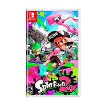 Jogo Splatoon 2 - Switch - Nintendo