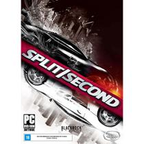 Jogo split second - pc - Disney