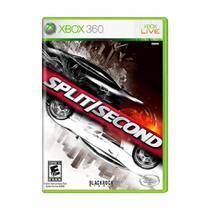 Jogo Split/Second - Xbox 360 - Disney