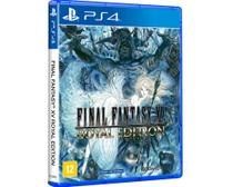 Jogo Square ENIX Final Fantasy XV - Royal Edition PS4 BLU-RAY  (XVREP54BR100SE000178PS4)