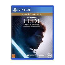 Jogo Star Wars Jedi: Fallen Order (Edição Deluxe) - PS4 - Ea Games
