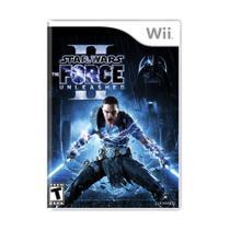 Jogo Star Wars: The Force Unleashed II - Wii - Lucasarts