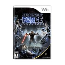 Jogo Star Wars: The Force Unleashed - Wii - Lucasarts