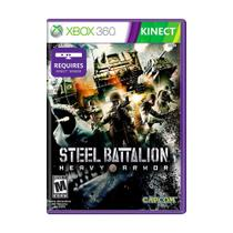 Jogo Steel Battalion: Heavy Armor - Xbox 360 - Capcom