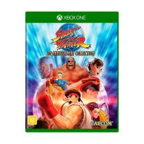 Jogo Street Fighter 30th Anniversary Collection - Xbox One - Capcom