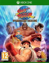 Jogo Street Fighter 30th Anniversary Xbox One M. FÍS Lacrado - Capcom