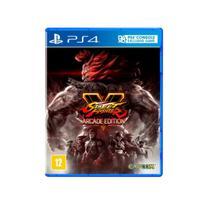 Jogo Street Fighter V: Arcade Edition BR - PS4 - Capcom