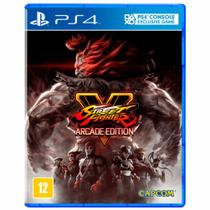 Jogo Street Fighter V Arcade Edition Ps4 - Capcom